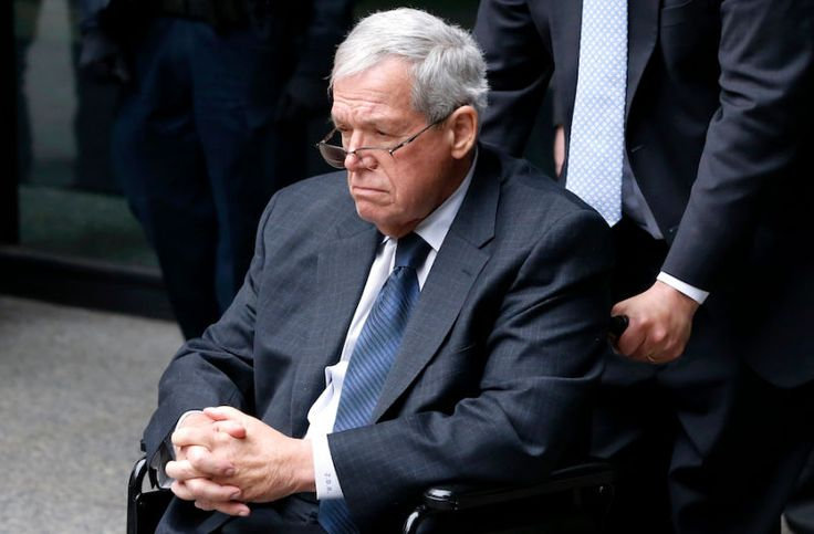 Former Republican Speaker of the House Dennis Hastert, who was sentenced to 15 months in prison after being convicted on one count of violating banking laws related to hush-money he was paying to a man he sexually abused while working as a high school wrestling coach, will not appeal his sentence, his attorney told the AP this afternoon: