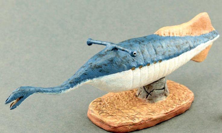 Paleo-Creatures Tullimonstrum (Tully Monster)
