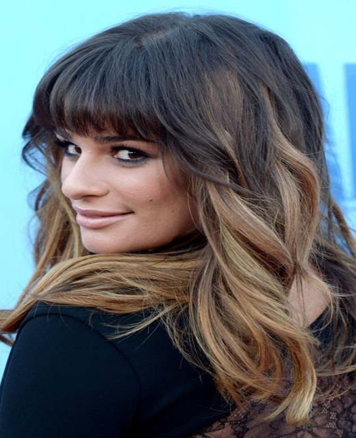 long bangs hair style layered hairstyles 2016 with blunt bangs hairstyles 8440 | 118e1f21c247ca6ad74d5de852f7636e