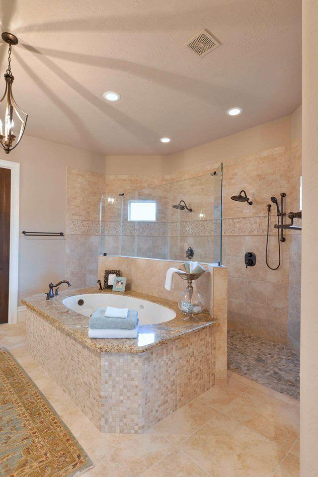 27 best master bath images on pinterest master bath for Bathroom decor houston
