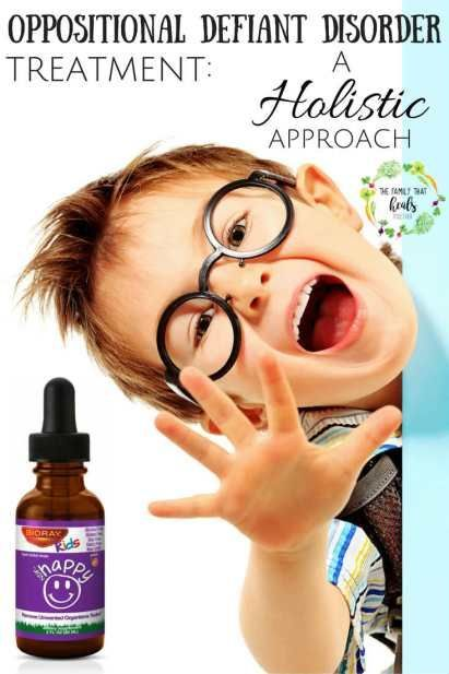 Oppositional Defiant Disorder Treatment: A Holistic Approach                                                                                                                                                                                 More
