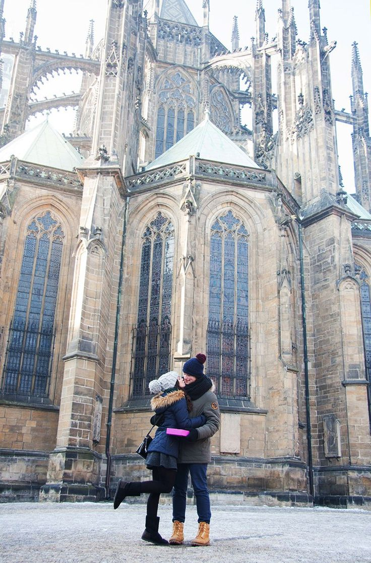 Last week we followed the happy couple takingtheir Romantic Prague in a box tourfrom the beginning to the end. And we've made many adorable and truly romantic photos of their adventures in the ci…
