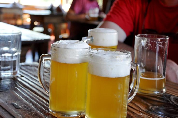 Cervecaria, Blonde Ale - Chalten, Argentina