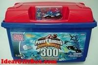 Henshin Grid: Toy Week: Power Rangers Mega Bloks