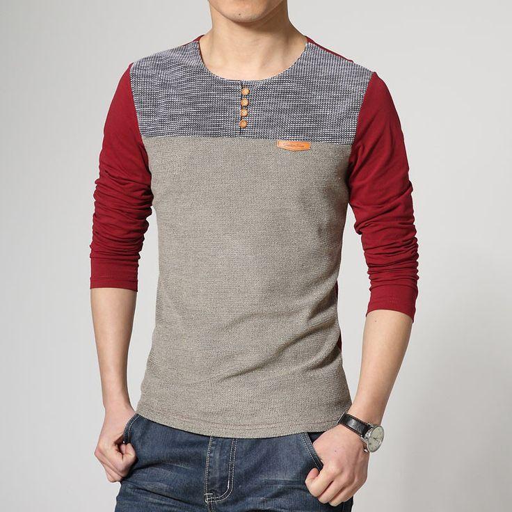 Cheap 17 Designs Mens T Shirt Slim Fit Crew Neck T Shirt: 1000+ Ideas About Xl Fashion On Pinterest