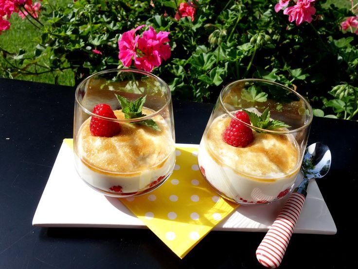 Himbeer - Sahne - Joghurt - Traumdessert, ein leckeres Rezept aus der Kategorie Dessert. Bewertungen: 106. Durchschnitt: Ø 4,6.