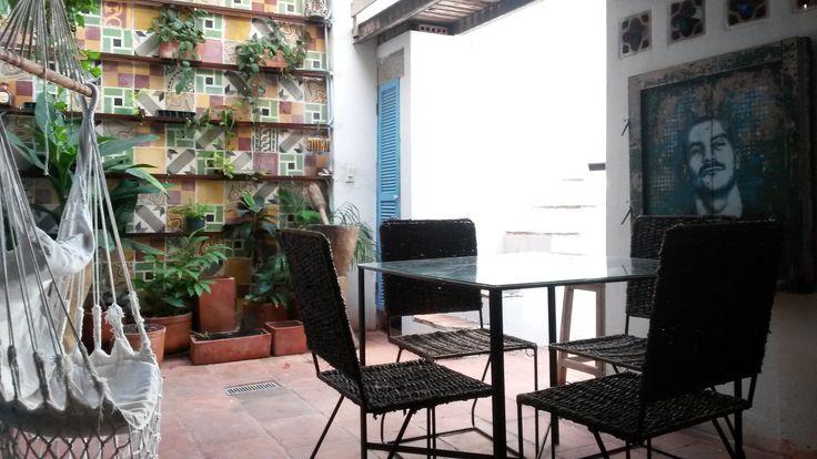 Casa Calle del Pozo. Livin' La Vida Local at Casa Calle el Pozo. Find more here: http://ticartagena.com/en/accommodation/colonial-houses/livin'-la-vida-local-at-casa-calle-el-pozo/