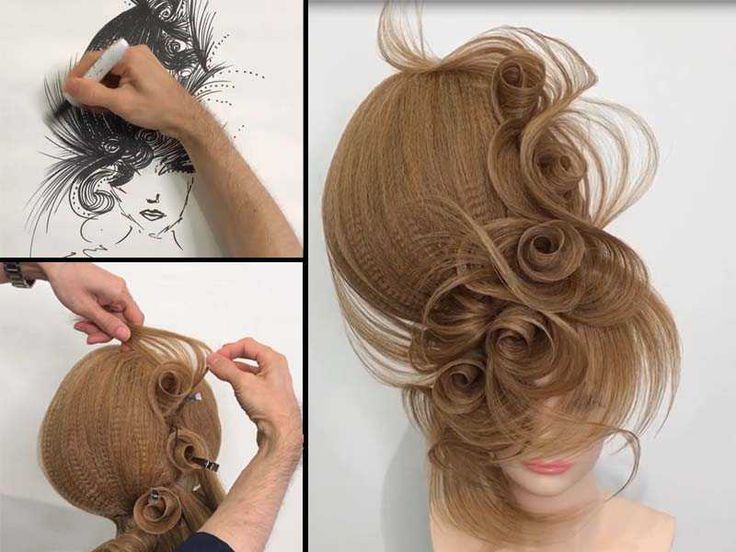 111 best Hairstyles for Women images on Pinterest ...