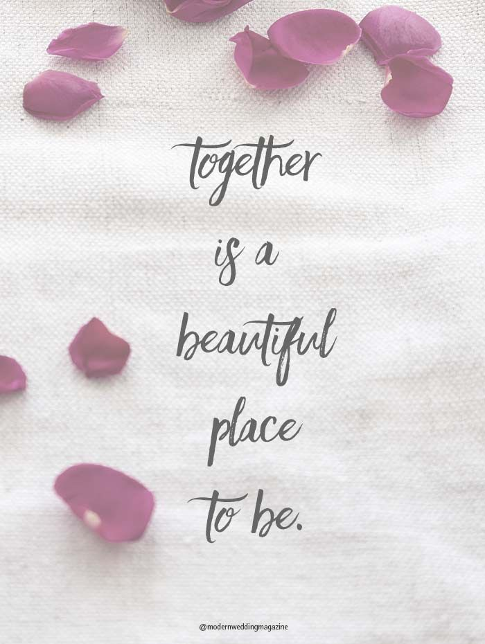 Romantic Wedding Day Quotes That Will Make You Feel The Love Love