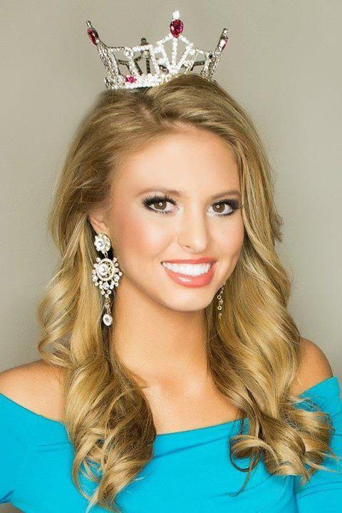 Miss America S Outstanding Teen Crown 9