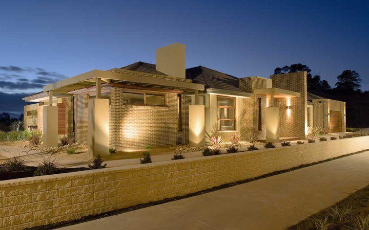 Denver Vogue Facade 3, New Home Designs - Metricon