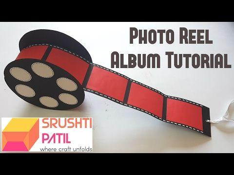 Photo Reel Album Tutorial by Srushti Patil - YouTube