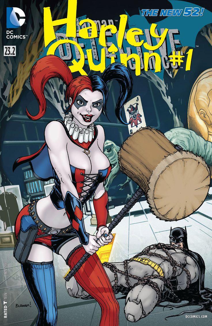 Detective Comics Vol 2 23.2: Harley Quinn - DC Comics Database