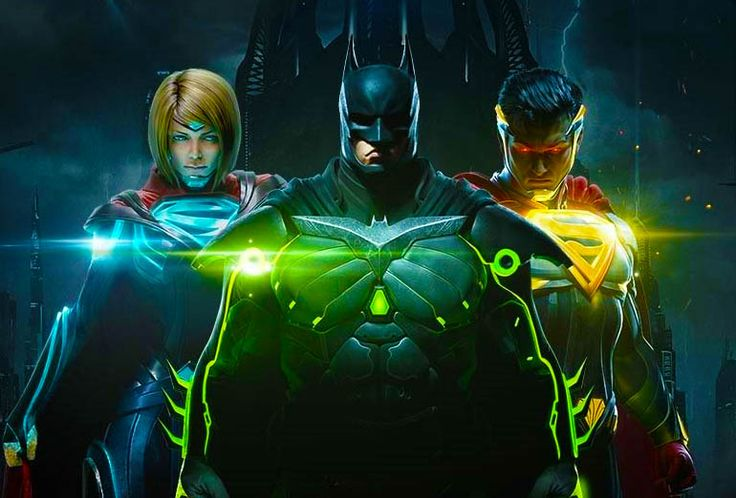 Win A Copy Of Injustice 2 On Xbox One Or PS4