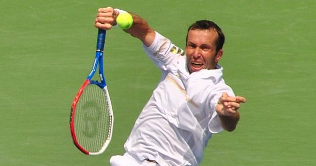 Radek Stepanek vs Arthur De Greef Qatar ExxonMobil Open Live Tennis Scores