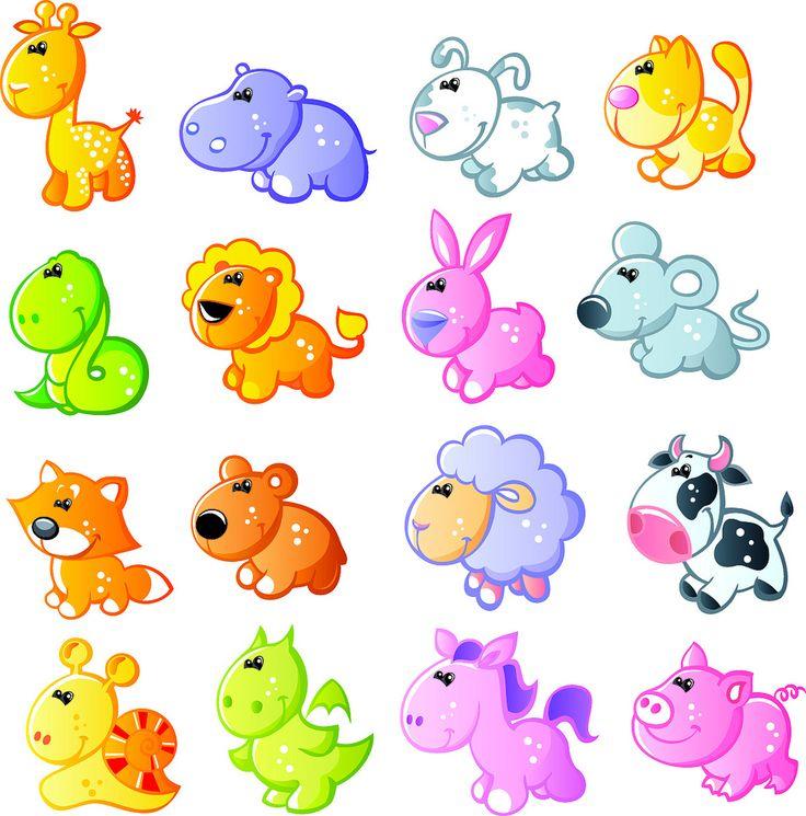 Детские рисунки зверюшки