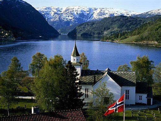 Норвегия и норвежцы