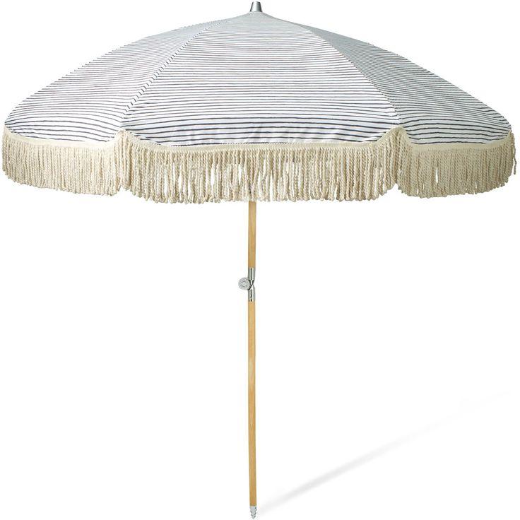 Natural Instinct Beach Umbrella | Sunday Supply Co.