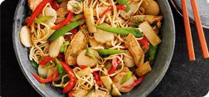 0.5 syn chow mein