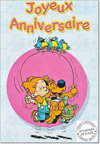 Cartes Boule et Bill pour anniversaire ou une fête. Enveloppe & Livraison gratuite 📩 à retrouver sur notre site: http://lacarteriedeflavie.com/Cartes-Boule-et-Bill-anniversaire