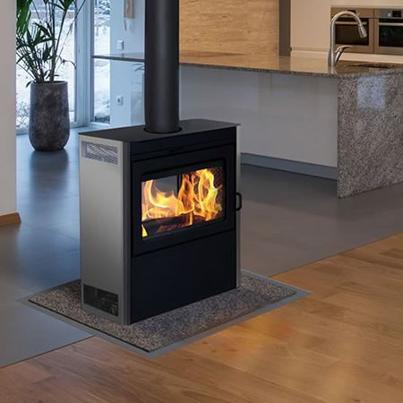 See Through Wood Stove Wood Stoves Pinterest Stove