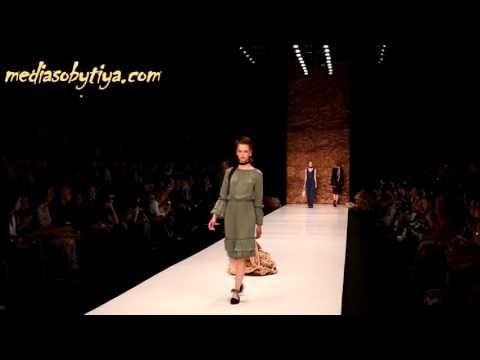 ALEKSANDRA VANUSHINA  на Mercedes Benz Fashion Week Russia осень   зима ...
