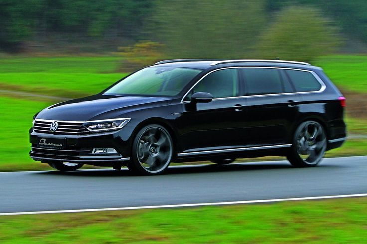 2015 Volkswagen Passat Wagon by B&B side