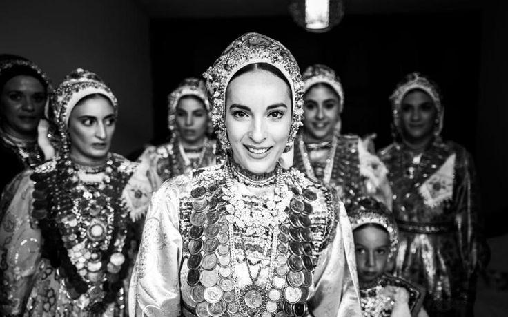Traditional wedding in Olympos, Karpathos island, Greece