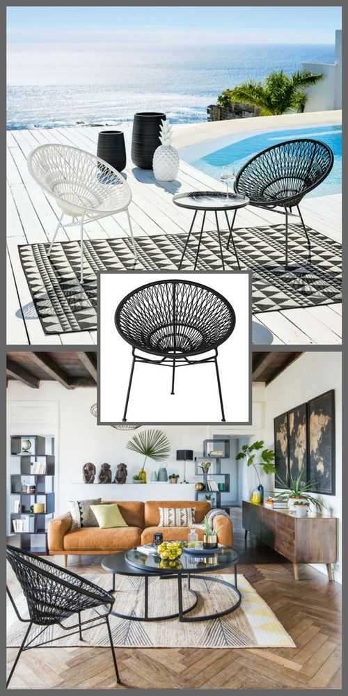 61 best deco images on Pinterest Eames chairs, Dining room and