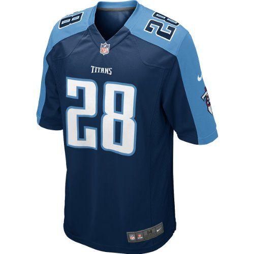 Chris Johnson Tennessee Titans Replica Jerseys