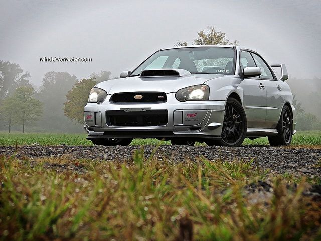 Subaru WRX STi 2004  1 by Mind Over Motor, via Flickr