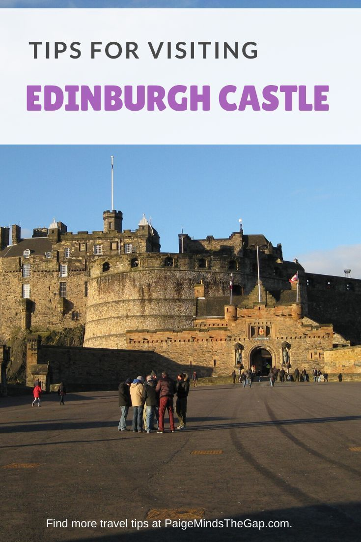 How Much Is It To Get In Edinburgh Castle