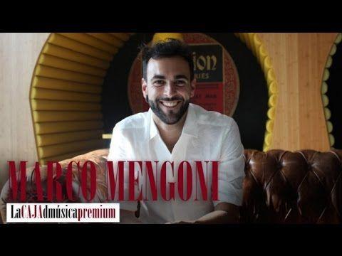 MARCO MENGONI TRAE SU PRIMER CONCIERTO A ESPAÑA | LACAJADMUSICA.ORG