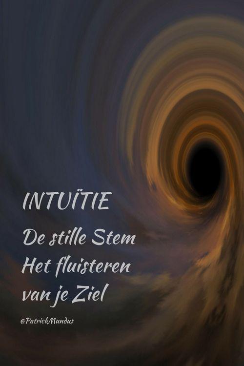 #Intuïtie ~ De stille Stem. Het fluisteren van je Ziel...