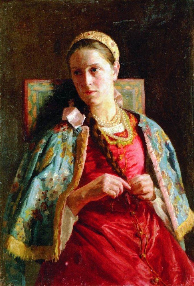 Русская женщина с молодым фото 47-109