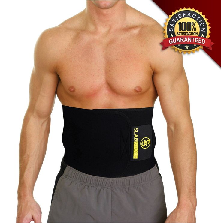 Slabstone Waist Trimmer Ab Belt - Tummy Tuck Belt - Stomach Wraps for Weight Loss - Home Gym - Weights - Belly Fat Burner - Tummy Wrap - Weight loss Belt for Men and Women - Abdominal Sweat Sauna Belt. #PaukaaBrands #WeightLoss The best Waist Trimmer offer on the market!! Tired of your belly fat? Do you desire a flatter stomach? At last, we tried all the others and discovered what is really important in an exercise belt – Slabstone waist trimmers are: – Designed