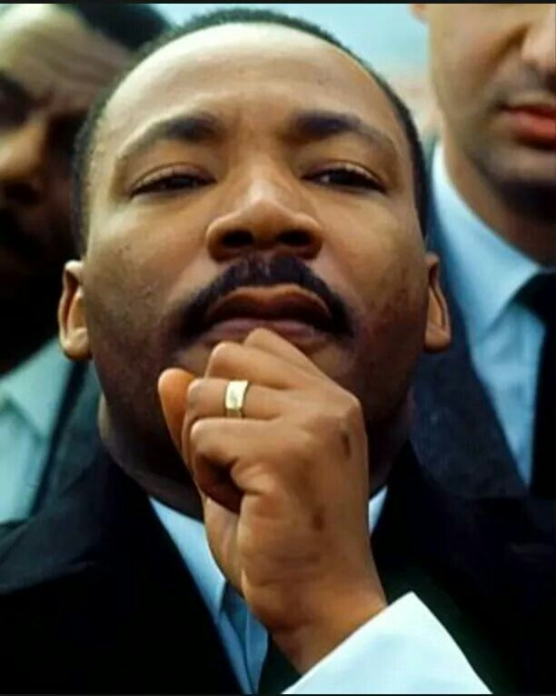 Rev. Dr. Martin Luther King Jr., (January 15, 1929 – April 4, 1968)