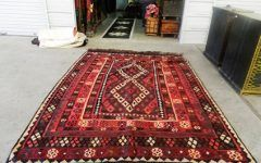 Best Red Patterned Rugs