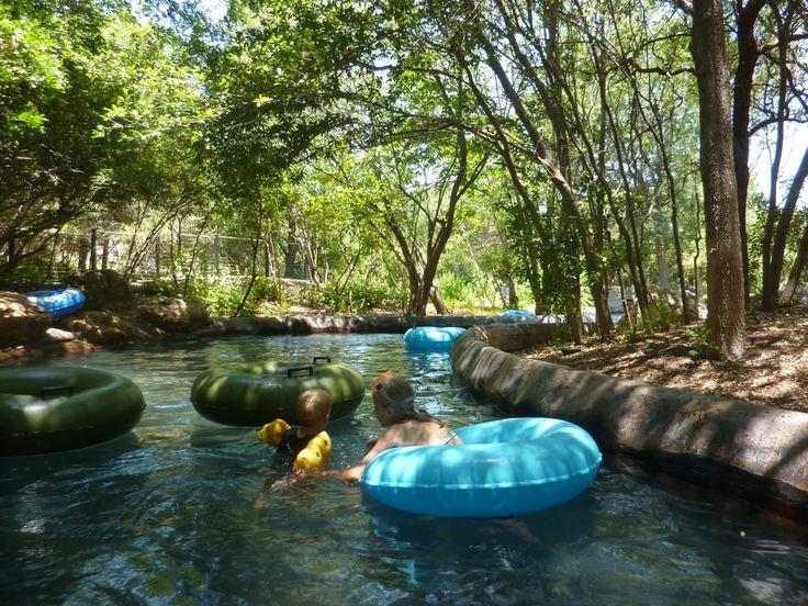 Hyatt Regency Hill Country Resort and Spa  San Antonio, TX  5 acre water park-surfing-waterfalls...