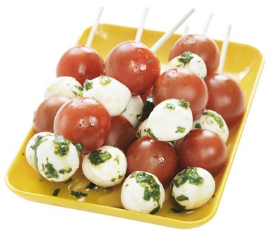 Recept: Italienska salladsspett