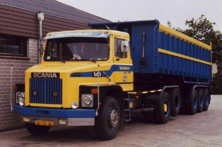 Scania LS 141 1978-10-23 -- 375 PK, Kenteken: 97-EB-29