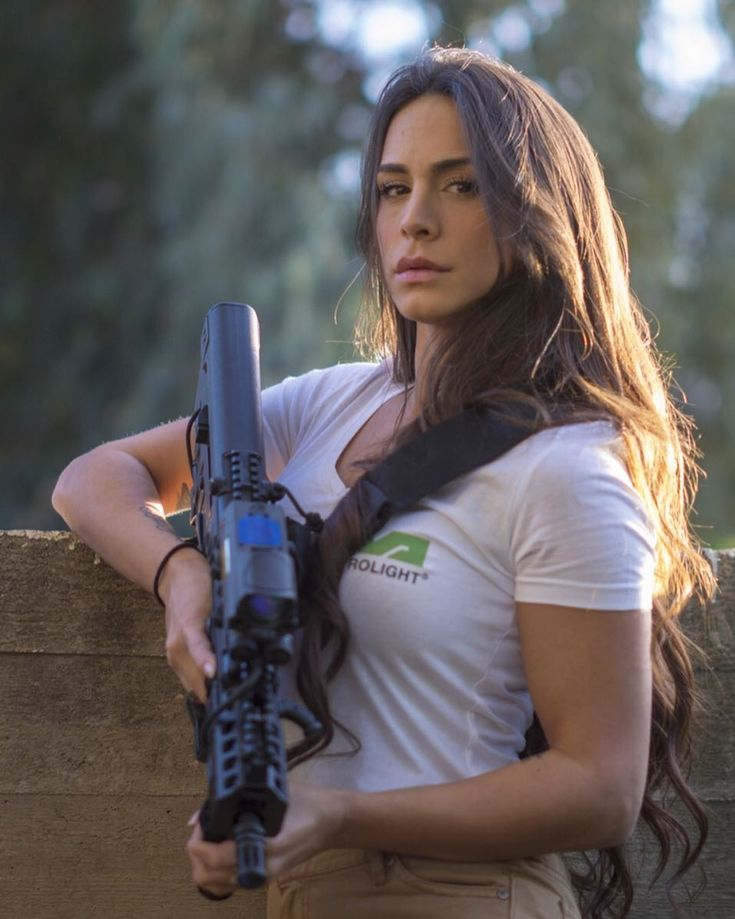 """10.6k Likes, 140 Comments - Orin Julie אורין ג׳ולי (@orin_julie) on Instagram: """"#shotshow2018 - the last day. It was a great show and I had the honor to represent an amazing…"""""""