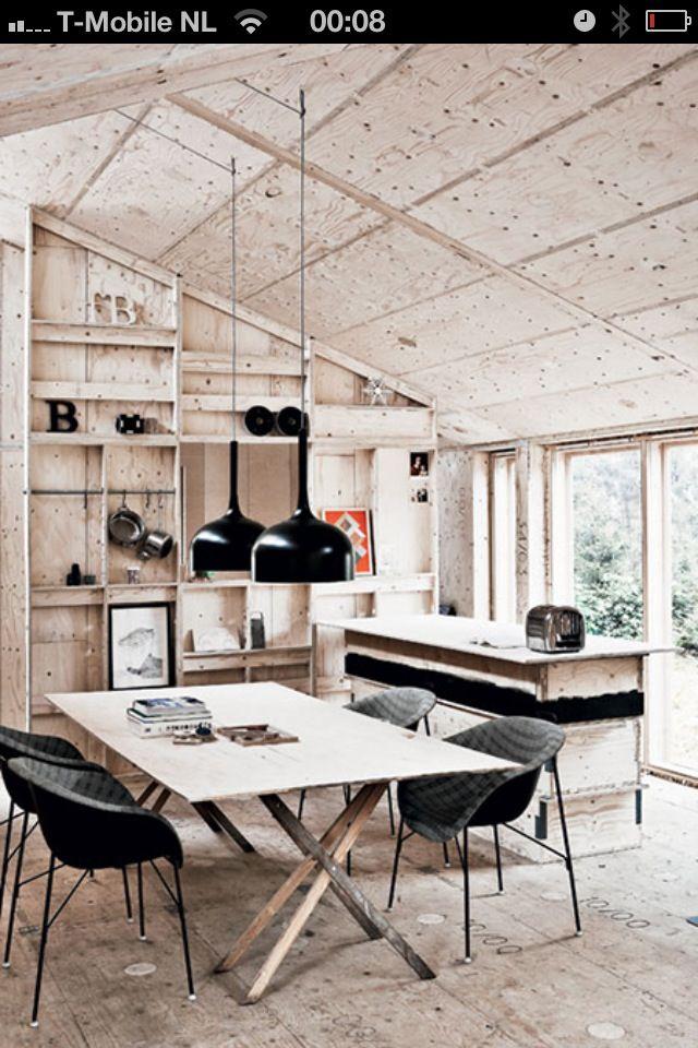 Underlayment cottage.