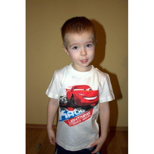 Verdák póló. Akciós áron 1300 Ft. Új gyerekruha webáruház.