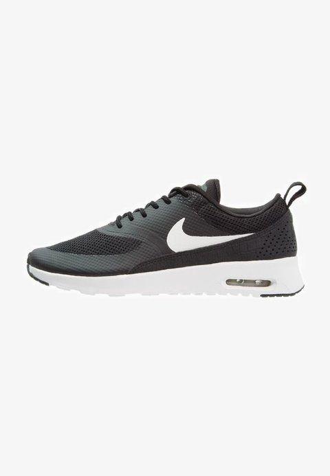 cheap for discount 04e94 7a3a9 Nike Sportswear AIR MAX THEA - Sneakers laag - black summit white - Zalando.
