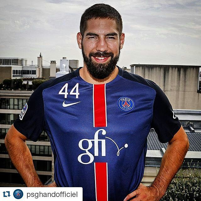 Big transfer news from Paris Saint Germain Handball as they sign Nikola Karabatic on a four-year deal! #veluxehfcl  #Repost @psghandofficiel ・・・ Bienvenue à #Paris @nikkola22  Welcome to #Paris #Nikola #Karabatic #Sports #Handball #PSG #PSGHand #France #Official