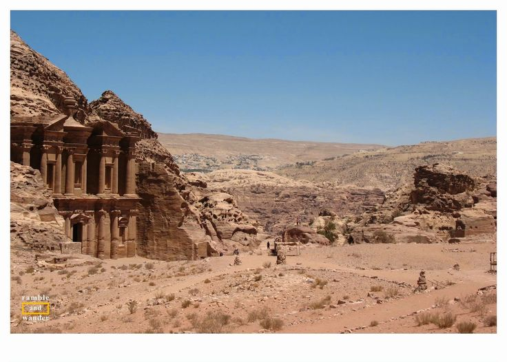 Jordan: The Rose Red City of Petra. - - - - - For more photos of this amazing historical place, check out this page: http://www.rambleandwander.com/2011/05/jordan-rose-red-city-of-petra.html