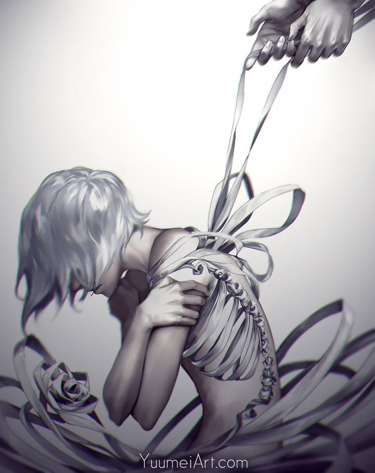 YUUMEIART.COMFACEBOOKTUMBLRTWITTERPIXIVYOUTUBE My hopes, my fears My joys, my tears These delicate knots All tied up Loose to the touch Tethered to such Fragile existence You closed the distance An...