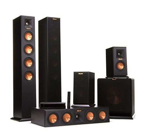 Introducing Klipsch RP440WF Reference Premiere HD Wireless Home Theater System. Great product and follow us for more updates!