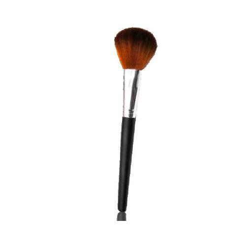 Joha Brocha para Polvos Su tamaño es el idóneo para el blush o colorete en polvo. También las hay con el pelo cortado en diagonal, lo que permite definir mejor las mejillas.